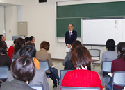 千葉大学両立支援企画室主催 「コーチング セミナー」