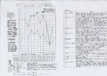 職業適性検査/分析評価表A